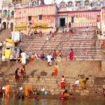 A boat tour of the ghats