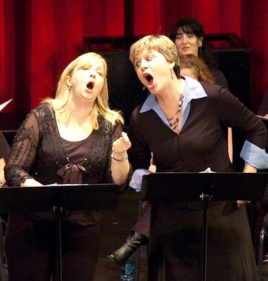 Academy Repertory Concert: Colony Theatre; 2010