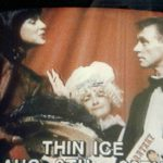 "Amanda Lupis, ""Thin Ice"", TV commercial for National Arts Center 1988"