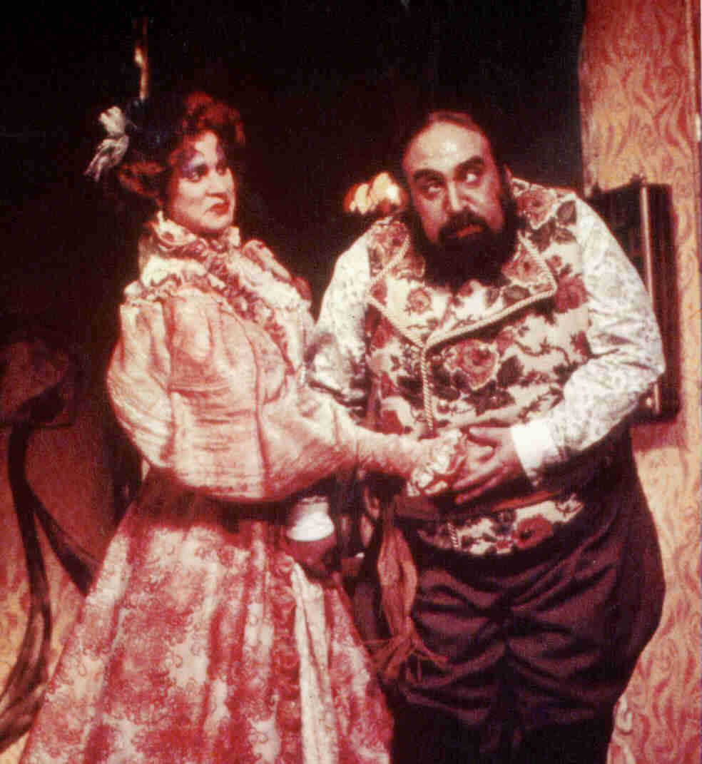 "Olympe, ""A Flea In Her Ear""; Pennsylvania Stage Company 1980"