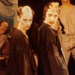 "The Peakhead Lawyer; ""Roundheads and Peakheads""; Off-Off-Broadway; 1983"