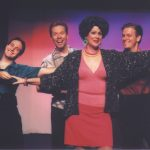 "Rhoda Ravitch, ""Suburb: the musical""; Long Beach Playhouse; 2002"