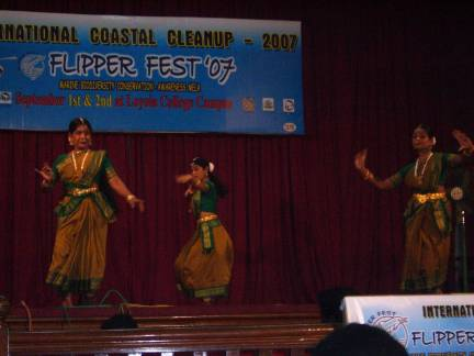 The Flipper Fest in Chennai